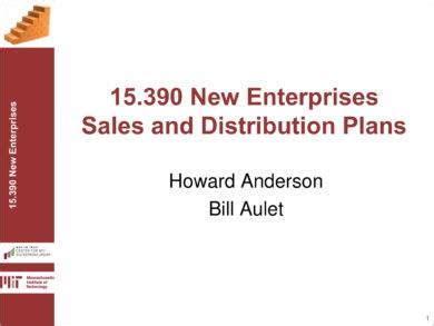 Sample Business Plans - Coffee Distribution Business Plan